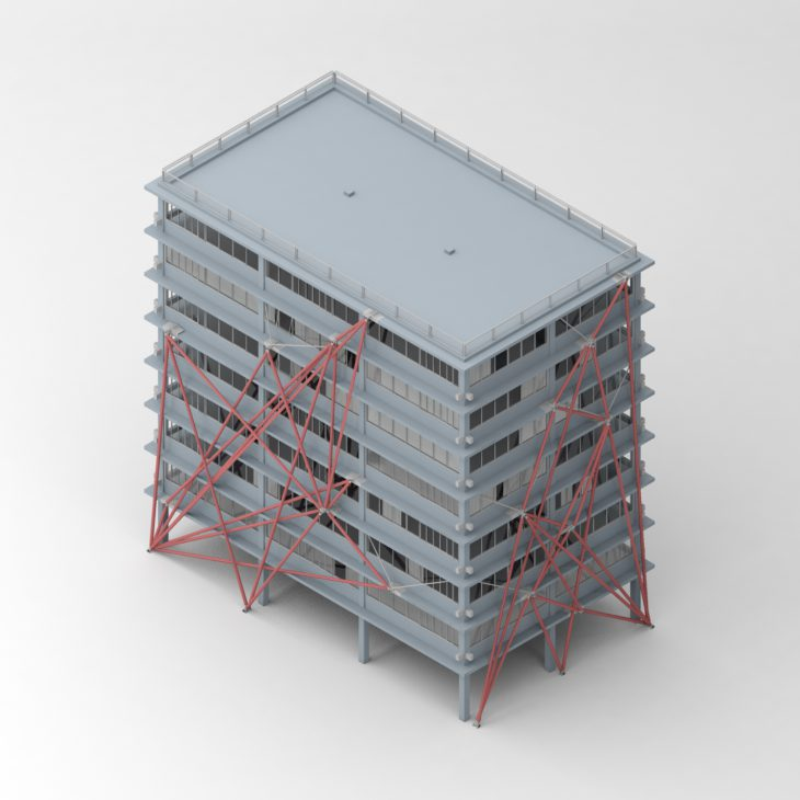 Structure selected for its constructability