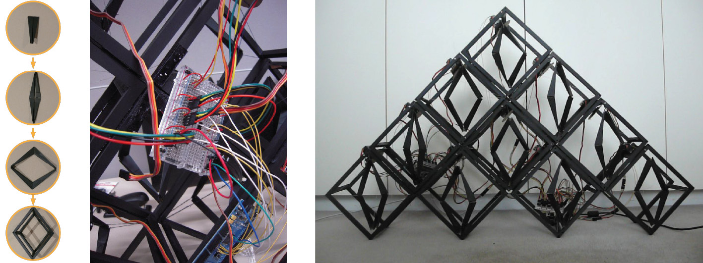 Designing Responsive Architecture  Mediating Analogue And