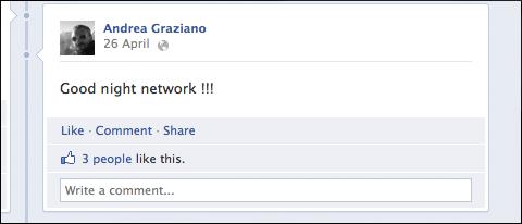 Goodnight network